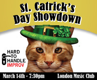 St. Catrick's Day Showdown