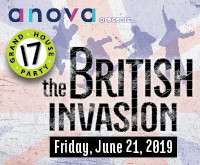 Grand House Party 17: The British Invasion