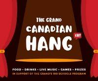 The Grand Canadian Hang, Eh?