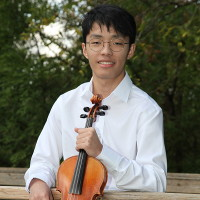 London Youth Symphony featuring Henry Lee, violin