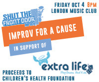 Improv for a Cause: In Support of Children's Health Foundation